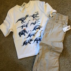 NWT Baby Boys Outfit